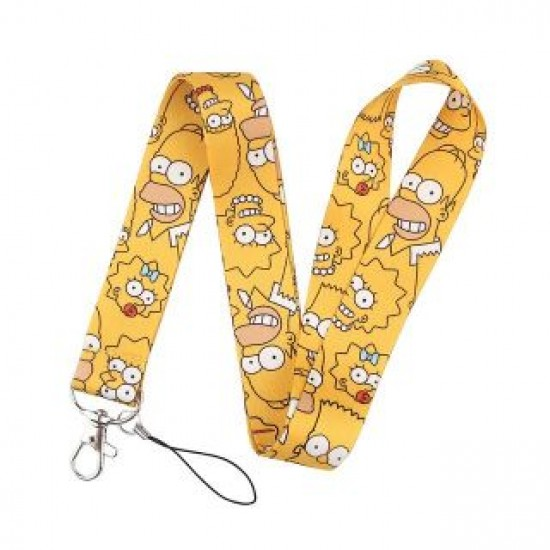 Chaveiro Fita Simpsons