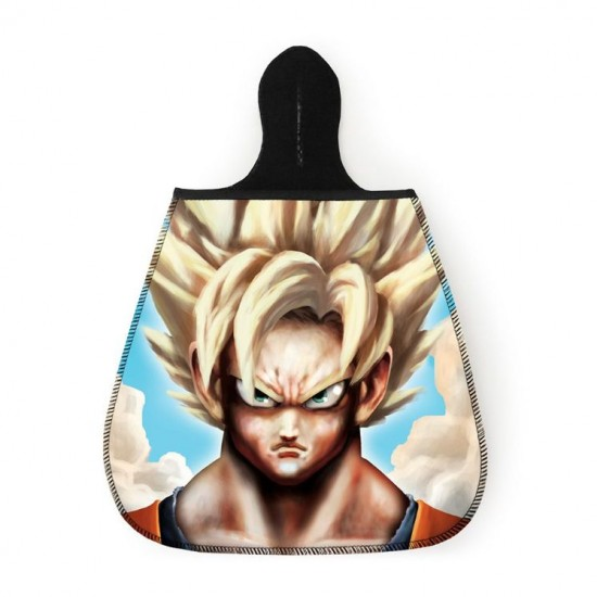 Lixeira de Carro Goku