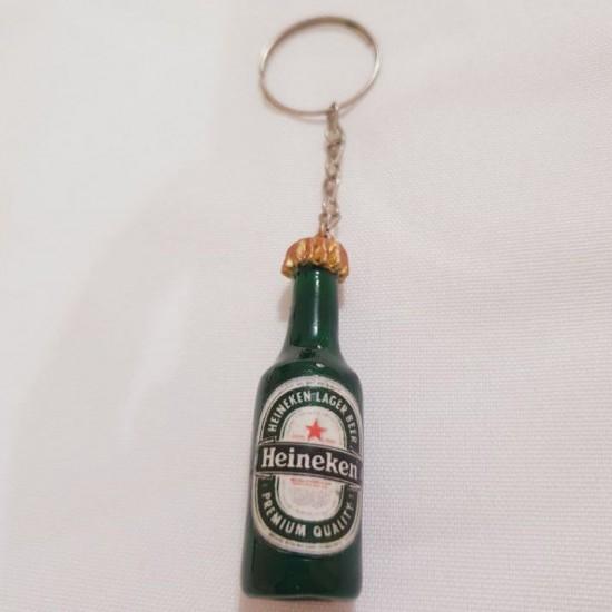 Chaveiro Garrafa Heineken