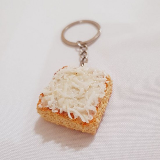 Chaveiro Bolo Gelado de Côco