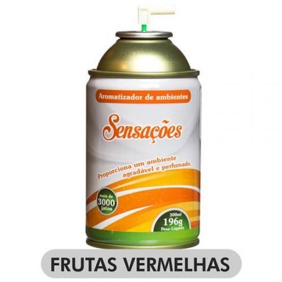 Spray Aerossol Frutas Vermelhas