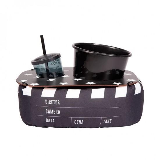 ALMOFADA DE PIPOCA INDIVIDUAL - GOOD TIMES CINEMA