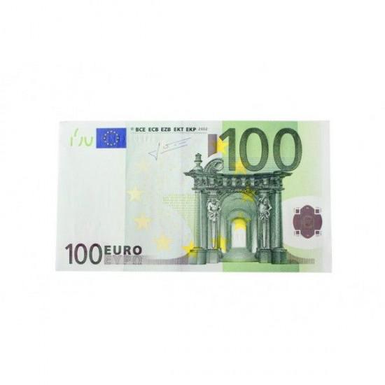 Carteira Slim Nota de 100 Euros