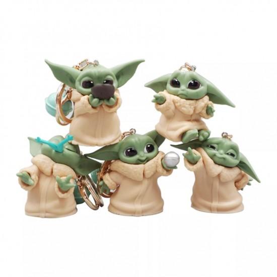 Chaveiro Baby Yoda PVC
