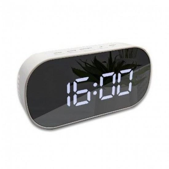 Relógio de LED c/ Espelho
