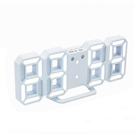 Relógio de LED 3D
