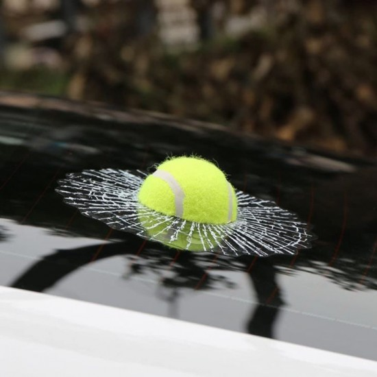 Adesivo 3D Mini Bola de Tênis