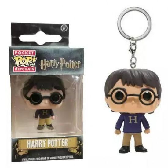 Chaveiro Funko POP - Harry Potter (Casual)