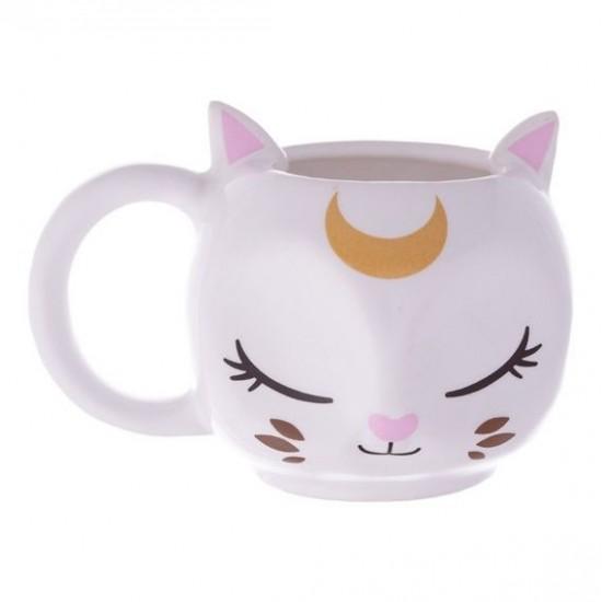 Caneca 3D Gato Artemis