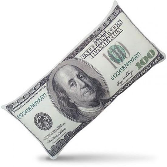 Almofada 100 Dólares