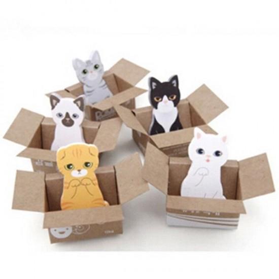 Bloco de Anotação Dog House & Cat Box