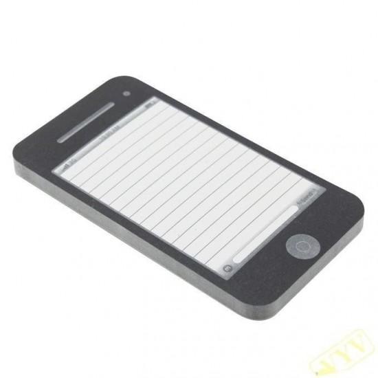 Bloco de Anotação iPhone