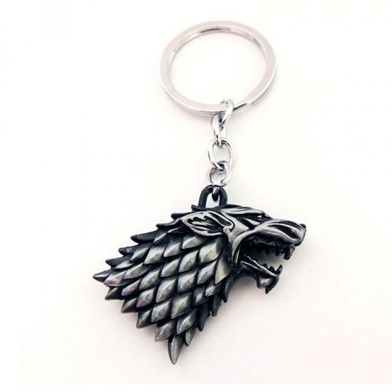 Chaveiro Game of Thrones - Stark