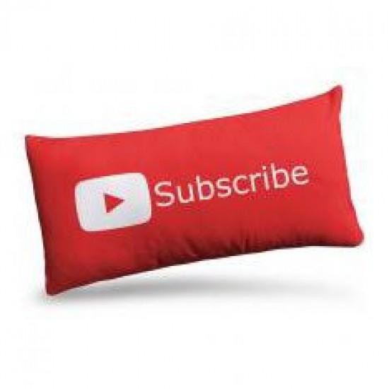 Almofada Retangular Subscribe