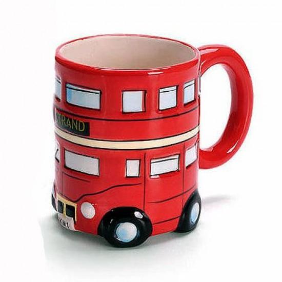 Caneca Ônibus Londres