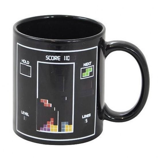 Caneca Magic 300ml Tetris
