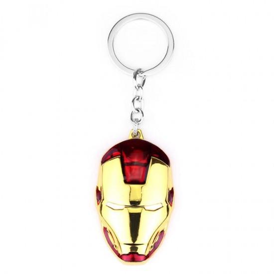 Chaveiro Iron Man Mask