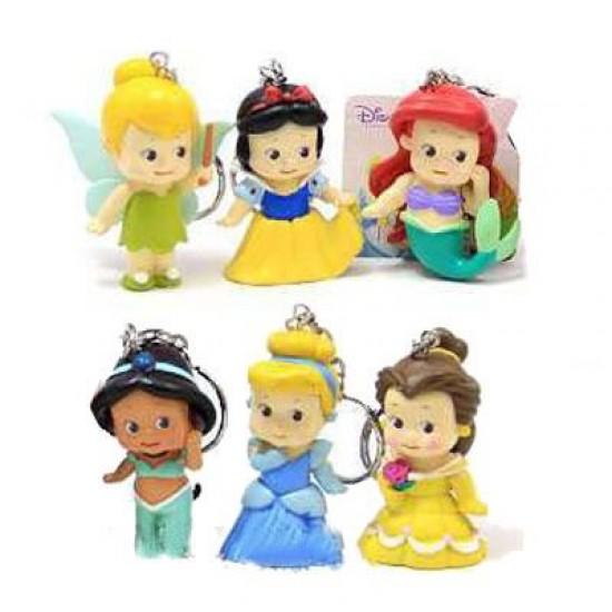 Chaveiro Princesa - Disney