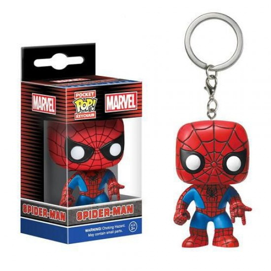 Chaveiro Funko POP - Spider-Man