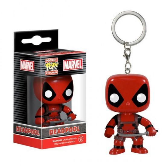 Chaveiro Funko POP - Deadpool