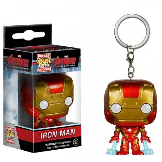 Chaveiro Funko POP - Iron Man