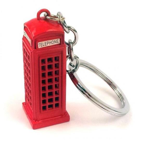 Chaveiro Cabine Telefônica Londres