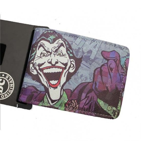 Carteira DC Joker