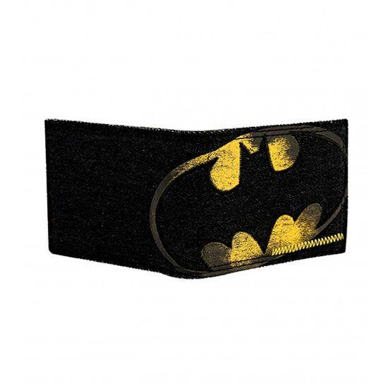 Carteira DC Batman - Jeans
