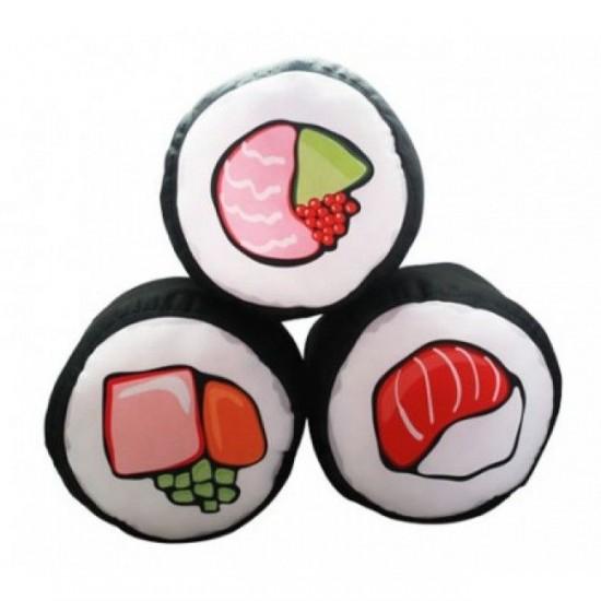 Almofada Formato Sushi