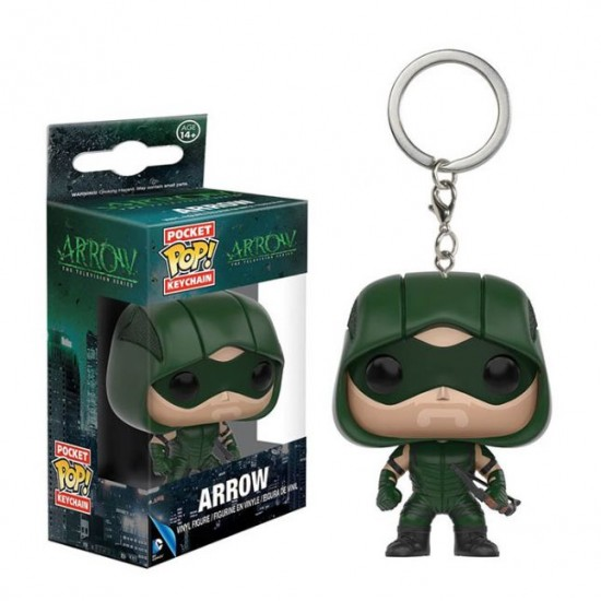 Chaveiro Funko POP - Arrow