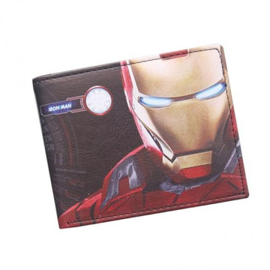 Carteira Marvel - Iron Man