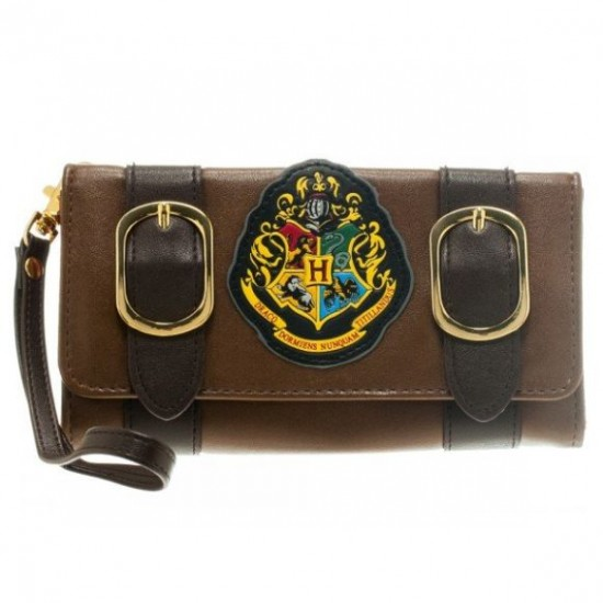 Carteira Retangular c/ Alça Harry Potter Satchel