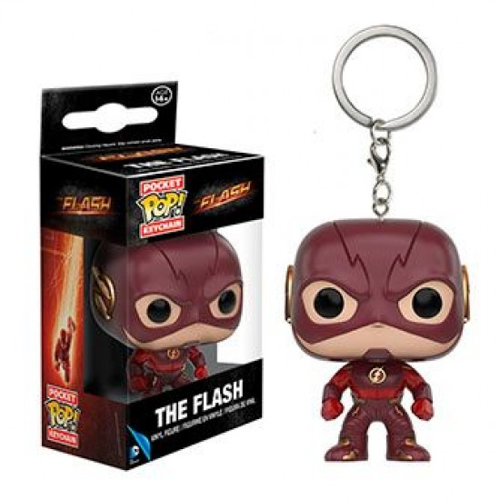 Chaveiro Funko POP - Flash