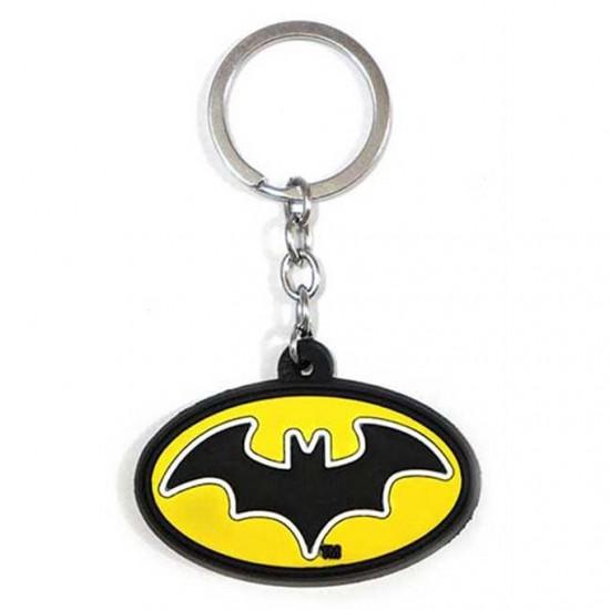 Chaveiro Logo Batman SF (Silicone)