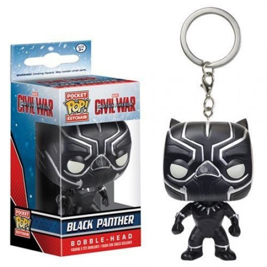 Chaveiro Funko POP - Black Panther