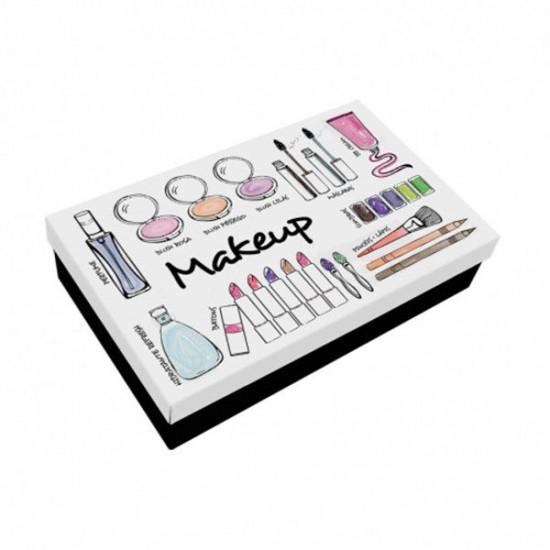 Caixa de Aço Makeup