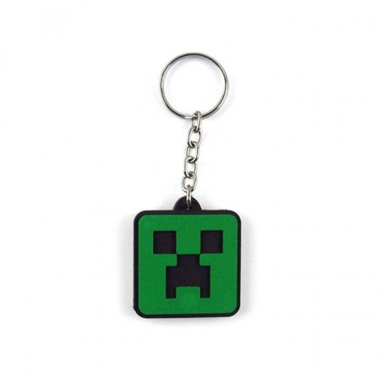Chaveiro Cute Minecraft Creeper