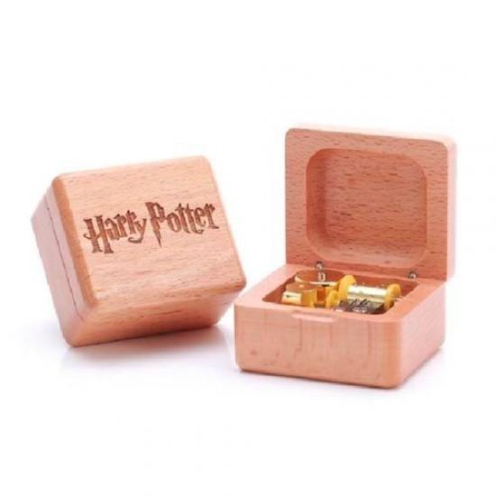 Caixa Musical Harry Potter (Automática)