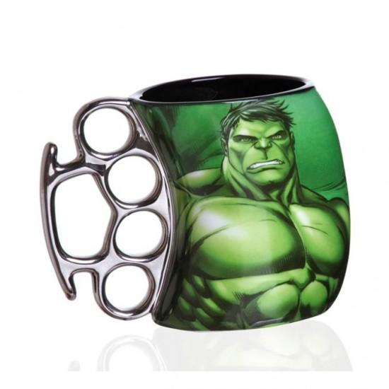 Caneca Soco Inglês 350ml Hulk