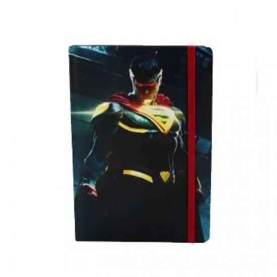 Caderno de Anotações Superman Injustice A5