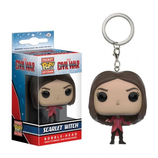 Chaveiro Funko POP - Scarlet Witch
