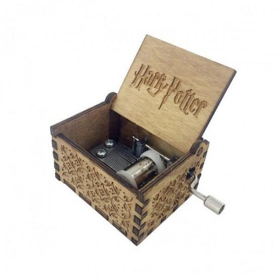Caixa Musical Harry Potter (Manual)