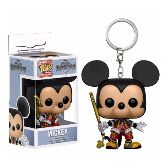 Chaveiro Funko POP - Mickey Kingdom Hearts