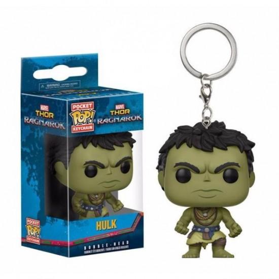 Chaveiro Funko POP - Hulk Ragnarok