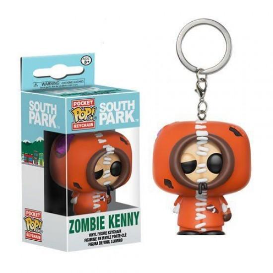 Chaveiro Funko POP - Zombie Kenny