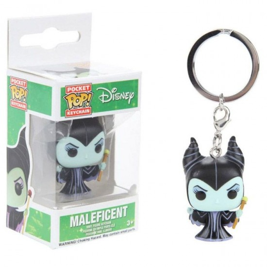 Chaveiro Funko POP - Maleficent
