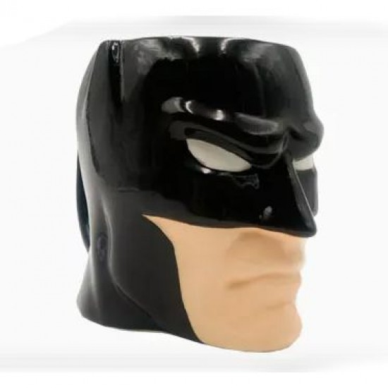 Caneca Porcelana Mould Core Batman Face