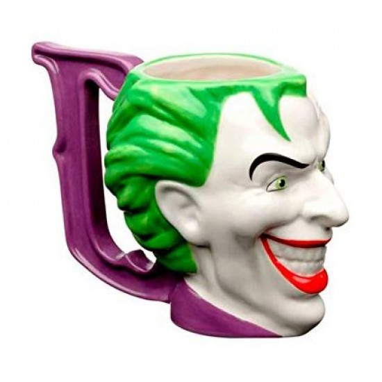 Caneca Porcelana Mould Core Joker