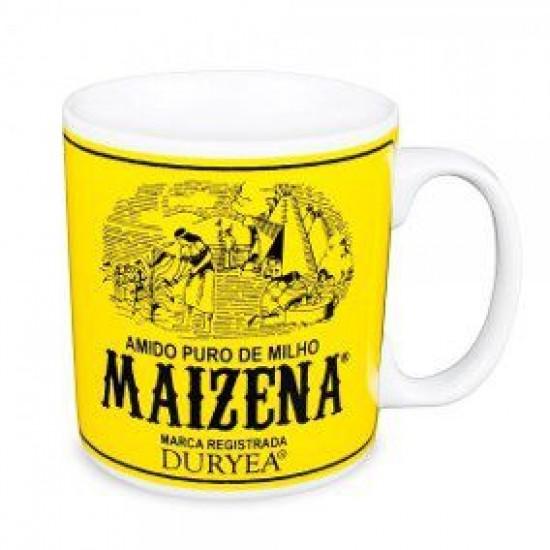 Caneca Cerâmica Retrô Maizena 300ml