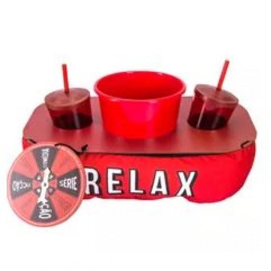 Almofada de Pipoca c/ Roleta - Relax